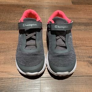 Girls size 9 champion sneakers